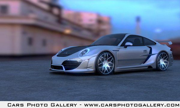 Modified Porsche 911 2012