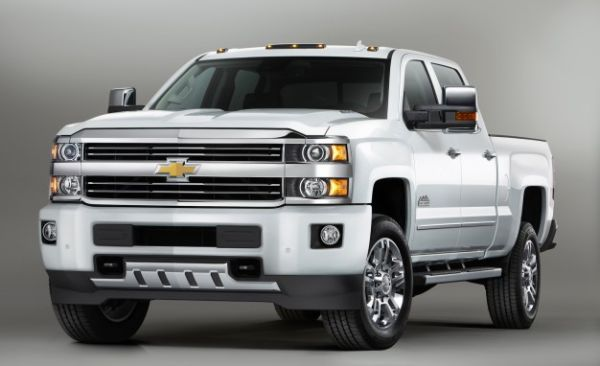 High(er) Country: Chevy Debuts Fancy High Country Versions of 2015 Silverado HD
