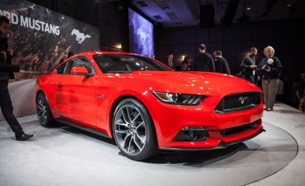 Europe Digs the 2015 Ford Mustang: First 500 Reserved in 30 Seconds
