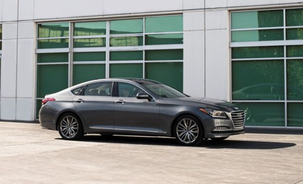 2015 Hyundai Genesis Pricing: Let There Be Luxury, Starting at $38,950