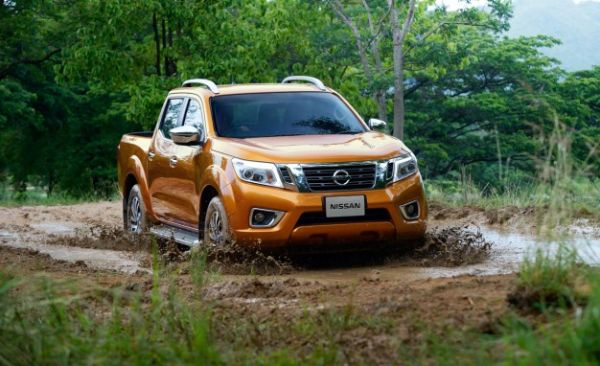 Future Frontier: Nissan Unveils 2014 NP300 Navara Mid-Size Pickup