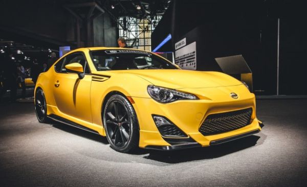 Screaming Yellow Zonker! Scion FR-S Release Series 1.0 Unveiled [2014 New York Auto Show]