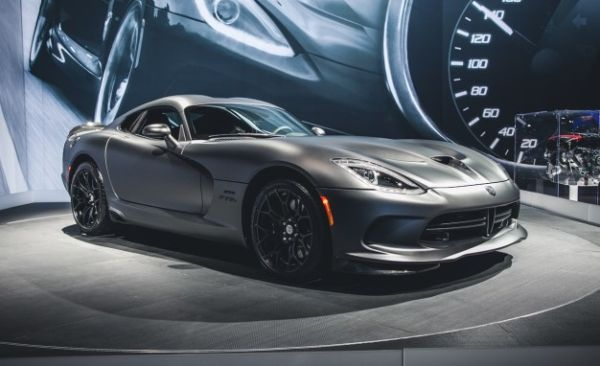 And Then There Were 10: SRT Unveils New Limited-Edition Viper [2014 New York Auto Show]