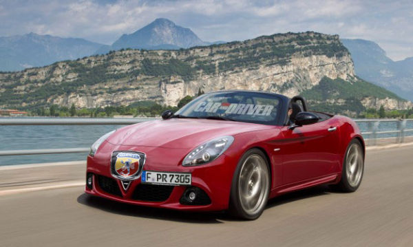 Spiders from Marchionne: Launch Timing for Fiat/Abarth Roadster Confirmed