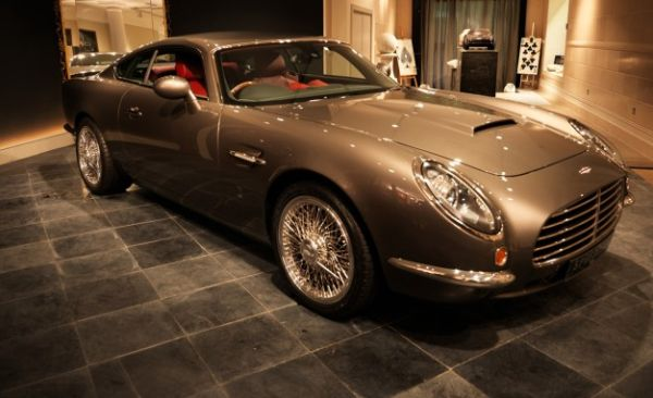 David Brown Auto's Speedback Embodies British Sports Cars Past and Present