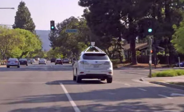 Google Shows Off How Its Autonomous Vehicles Aren't Killing Cyclists or Hitting Parked Cars