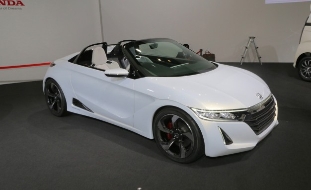 Awesome Honda S660 Kei Sports Car Will Reach Production Cars