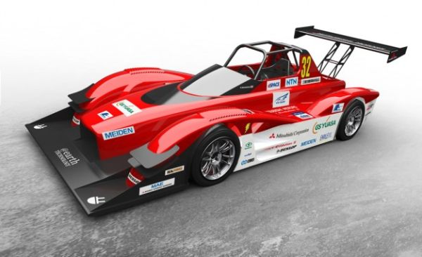Better Looks, More Power: Mitsubishi's Electric Pikes Peak Hill-Climb Car Now Packs 603 hp