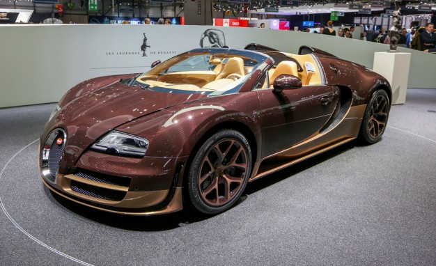 Bugatti Veyron Remndt Legends Edition: What to Buy When a ...