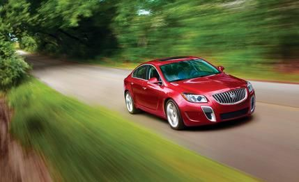 Buick Regal GS Automatic  2015