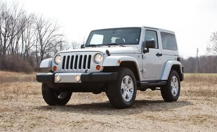Jeep Wrangler Sahara 4x4 Manual  2015