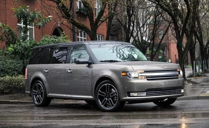 Ford Flex Limited AWD EcoBoost  2015