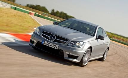Mercedes-Benz C63 AMG Coupe  2015