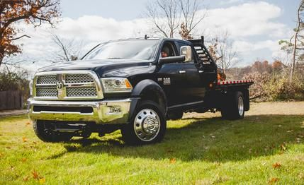 Ram 4500 HD Chassis Cab 4x4 Crew Cab 2015