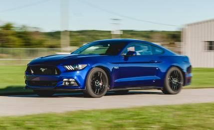Ford Mustang GT Manual 2015