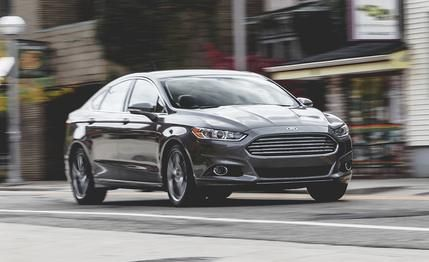 Ford Fusion 2.0L EcoBoost AWD 2015