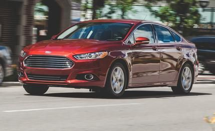 Ford Fusion 1.5L EcoBoost Automatic 2015