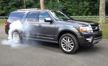 Ford Expedition / Expedition EL 2015