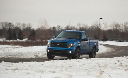 Ford F-150 Tremor 3.5L EcoBoost V-6 4x2 and 4x4  2015