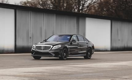 Mercedes-Benz S63 AMG 4MATIC 2015