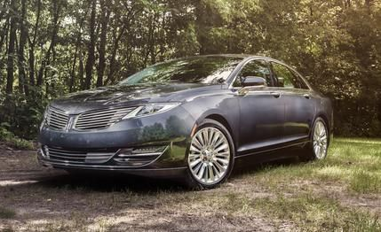 Lincoln MKZ 2.0T AWD  2015