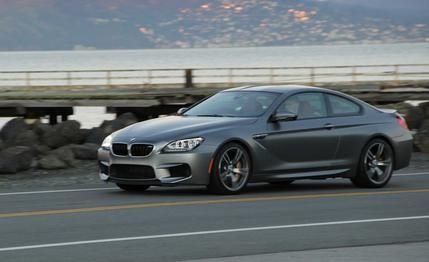 BMW M6 Coupe  2015