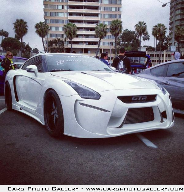 Nissan GT-R Body Kit
