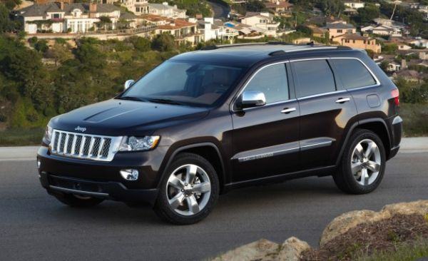 More than 850K Jeep Grand Cherokees and Dodge Durangos Recalled for Brake Issue