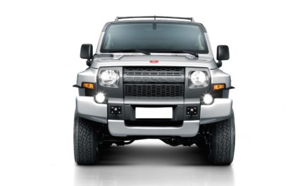 The Bronco Trolls On! Ford's Muscular Troller T4 for Brazil Is Pretty Bitchin'
