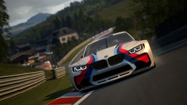 Ain't Love Gran? BMW Vision Gran Turismo Is Awesome, Available Now for PlayStation