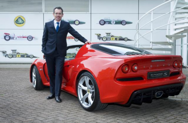 Lotus Names New CEO, Still Appears to Have No Product Plan