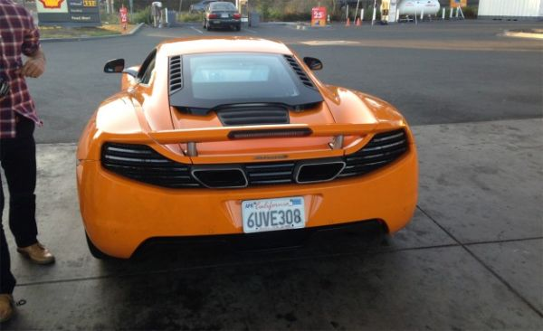 That Awkward Moment When a Teen Uses a Stolen Credit Card to Rent a Supercar