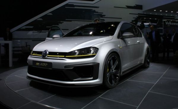 Why Stop at 395 Horsepower? VW Hints Golf R 400 Likely Will Pack More than 400 (!) Ponies