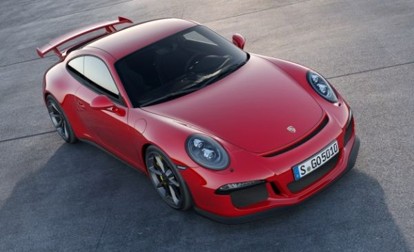 Porsche Strongly Considering Making 991-Generation GT3 RS Available with a Stick
