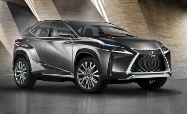 Lexus Confirms What We Already Knew: NX Crossover Going Into Production [2014 Geneva Auto Show]