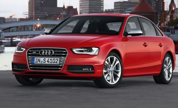 Quick Spin: Refreshed 2013 Audi A4/S4 Driven 2015