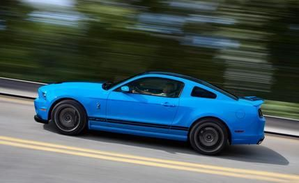 Ford Mustang Shelby GT500  2015