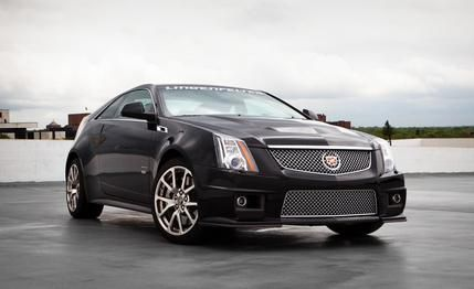 Lingenfelter Cadillac CTS-V Coupe  2015