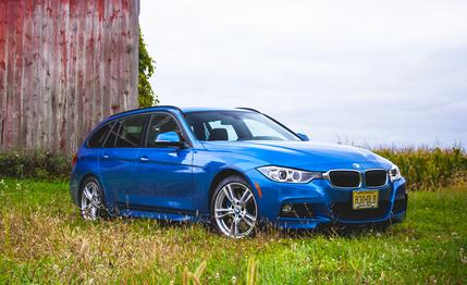 bmw 328d xdrive diesel sports wagon 2015 cars photo gallery. Black Bedroom Furniture Sets. Home Design Ideas