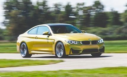 BMW M4 DCT Automatic 2015