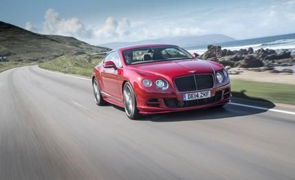 Bentley Continental GT Speed Coupe / Convertible 2015