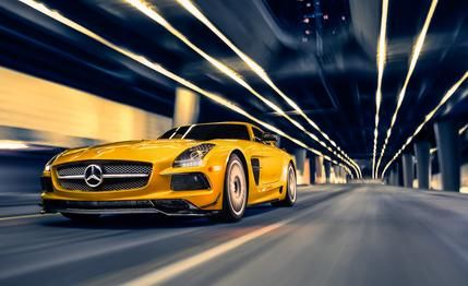 Mercedes-Benz SLS AMG Black Series  2015