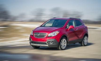 Buick Encore FWD / AWD  2015