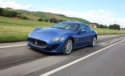 Maserati GranTurismo Sport Coupe and Convertible  2015